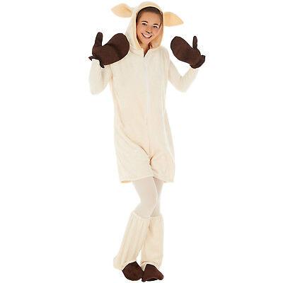 Schaf Kostüm Frauen Männer Karneval Fasching Halloween Lamm Wolle Schafe  -