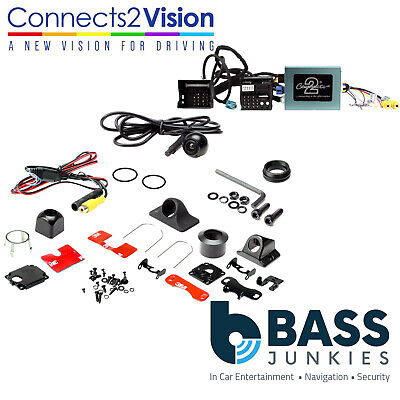 Rear Reversing Camera & Add On Interface Kit For Mercedes A-Class 2012 Onwards