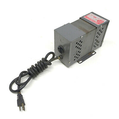 Sola 20-13-112-2 Constant Voltage Transformer Normal Harmonic Type Cvn 120v