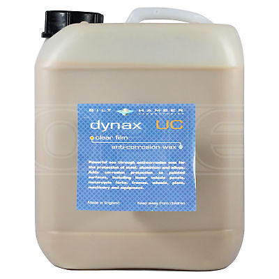Bilt Hamber Dynax-UC Clear Film Anti-Corrosion Wax BIG 5 Litres 5L - Cavity Body