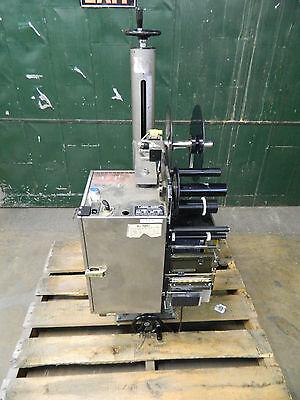 Label-aire 2138v2 High Speed Label Printer Applicator 115v 115 V Volt 1ph