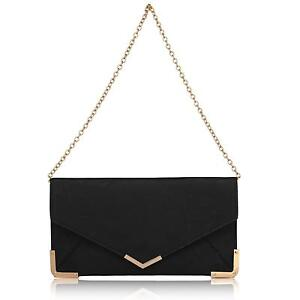 Black Clutch Bags