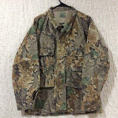 Camouflage Combat Coat Field Jacket LARGE LONG , 8415-01-084-1650, -