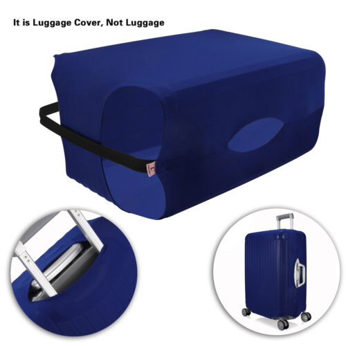 Travel Luggage Suitcase bags Elastic Cover Protector Anti sc