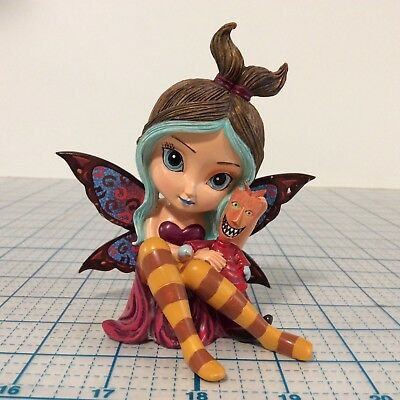HAWTHORNE VILLAGE Lock Fairy Fun With the Nightmare Before Christmas Firgurine