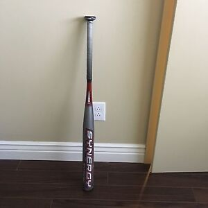 Easton synergy extended softball bat