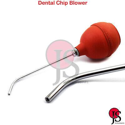 Dental Laboratory Oral Air Chip Blower Phenol Syringe Long Narrow Tube Cavity