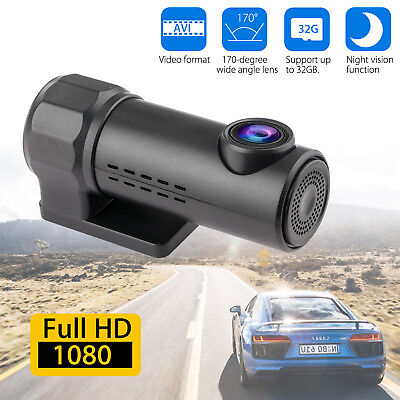 1080P Hidden Car Camera WIFI DVR Dash Cam Recorder Camcorder Night Vision CAM