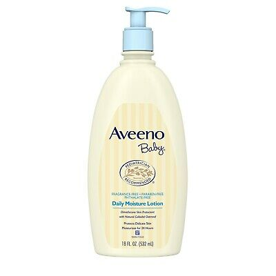 Aveeno Baby Daily Moisture Lotion with Natural Colloidal Oat