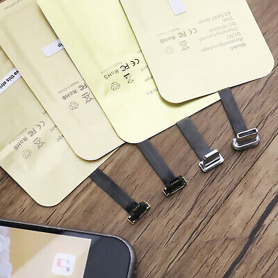Fast TI Chip Qi Wireless Charging Charger Receiver Adaptor Card Module for Phone