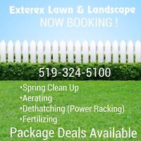 PROFESSIONAL LAWN CARE SERVICES!