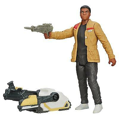 Star Wars The Force Awakens 3.75-Inch Figure Desert Mission Finn (Jakku)