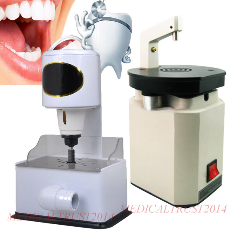 Dental Grind Inner Arch Trimmer Machine Laser Pindex Drill Driller Pin System