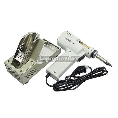 New S-993a 90w Electric Vacuum Desoldering Pump Solder Sucker Gun 110220v