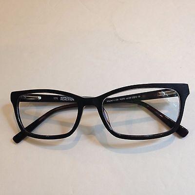 Kenneth Cole Reaction KC 751 KC0751 black  Eyeglasses 53/16 135