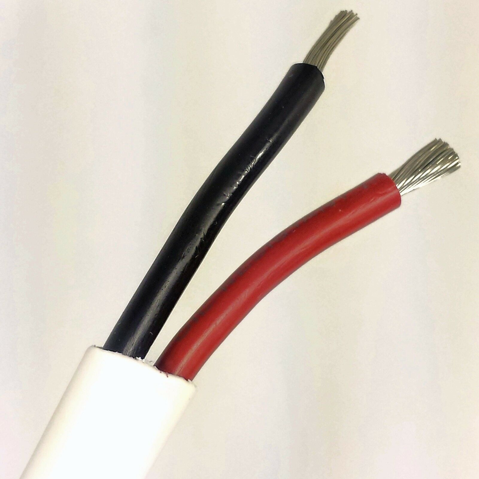 14/2 AWG Gauge Marine Grade Wire, Boat Cable, Tinned Copper, Flat ...