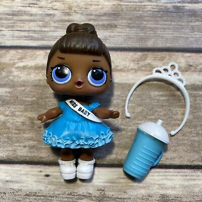 LOL Surprise Doll MISS MS BABY Big Sister Dolls Series 1 BEAUTY PAGEANT QUEEN
