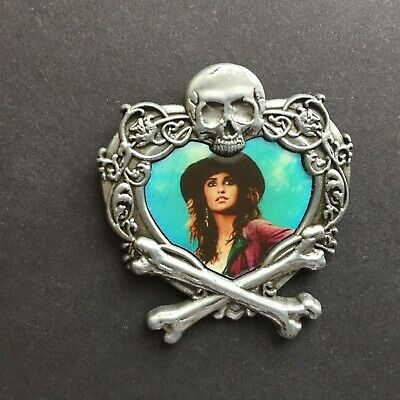 Pirates of the Caribbean: On Stranger Tides - Angelica Only Disney Pin - Pirate Of The Caribbean Angelica