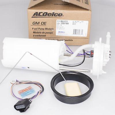 AcDelco Fuel Pump Module MU1777 For Cadillac Chevrolet GMC Escalade Tahoe Yukon