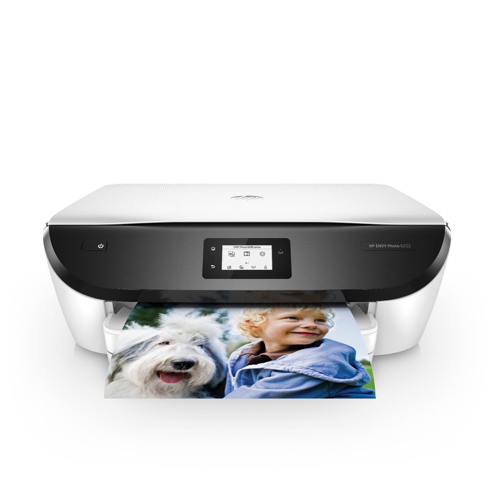 $99.97 - New~HP~ENVY~All-in-One~Photo~Printer~Print Wireless from your Smartphone~NIB