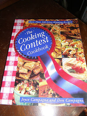 (Cooking Contest Cookbook: More Than 120 Prize-Winning Recipes Joyce Campagna PB)
