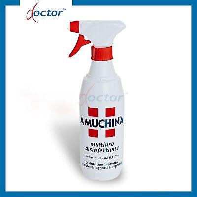 Amuchina Multiuso disinfettante spray per oggetti e superfici pronto uso 500 ml
