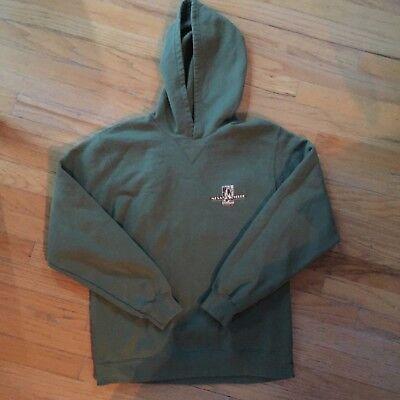 Mens Hanes Beefy no Shrink Mesa Verde Hoodie Sweatshirt Jacket S -