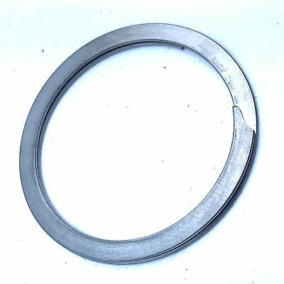 Standard External Retaining Ring Whm-118-s02 1-316 Bore Diameter 0.05 Thick