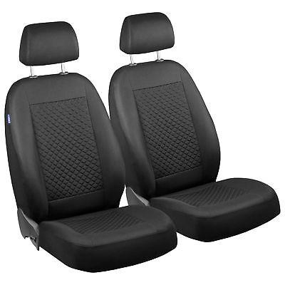 Sitzbezüge schwarz vorne ARE BMW 1ER F20