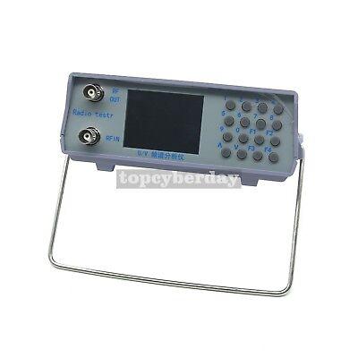 Uhf Vhf 2band Spectrum Analyzer Bnctracking Source Duplexer 136-173400-470mhz
