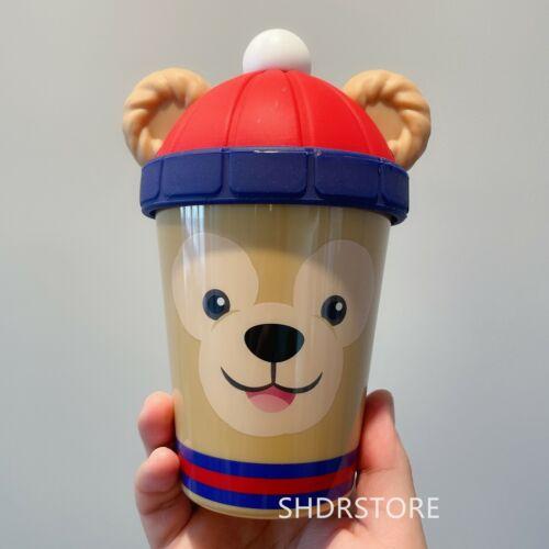 SHDR Duffy souvenir plastic drink bottle christmas Shanghai Disneyland Disney