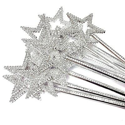Princess Wands Wholesale (100pc 35cm Girls Wand Star Princess Birthday Party Favors Dressup wholesales)