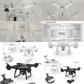 SJR S70W Drone with Spare Battery