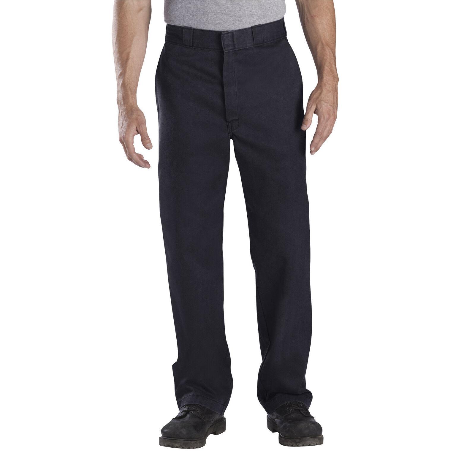 DICKIES PANTS 874 MENS WORK PANTS ORIGINAL FIT CLASSIC WORK UNIFORM TROUSERS