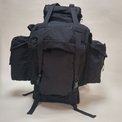 Ruffian Specialties Hotshot Line Pack with Drawstring Main and Hydration