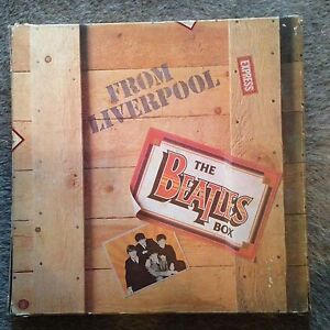 The Beatles Box - From Liverpool - Vinyls / Records North Melbourne Melbourne City Preview