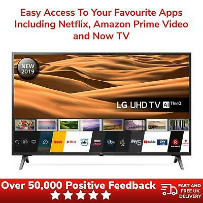 "LG 43"" Smart TV LED UHD 4K With Freeview Play 2019 Model..."