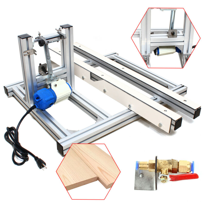 Woodworking Edge Trimming Machine Edge Cutter Automatic Chamfer Bevel Heavy Duty