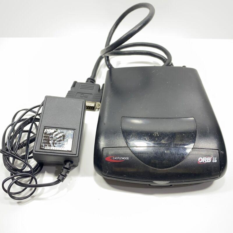 Castlewood 2.2GB Ultra SCSI Portable External Drive