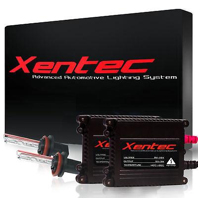 Xentec Xenon Light HID Kit H7 8000K Headlight Low Beam VS LED 30000 Lumens (2012 Audi A4 Vs 2013 Audi A4)