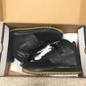Nike Lunar Force 1 Duckboot size 8 Air force 1 boots