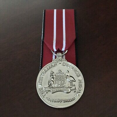 Australian Defence Medal   Court Mounted   Service   Military   ADF