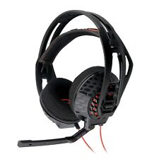 Plantronics Rig 505 LAVA HD Corded Stereo Gaming Headset for PC