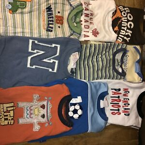 Boys 12 month summer clothing lot