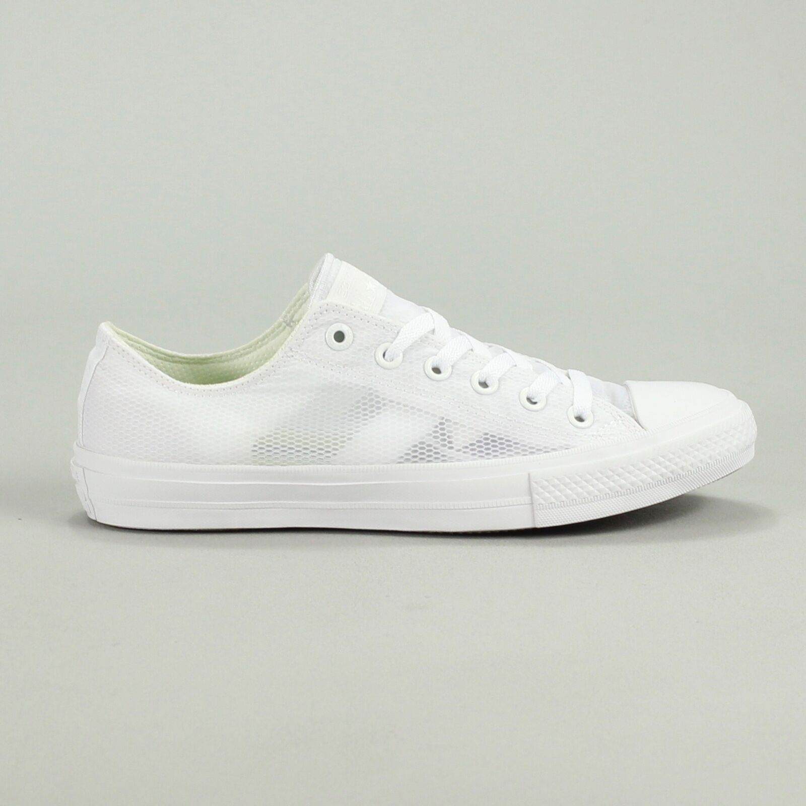 WHITE ALL STAR CONVERSE Taglia 4 con scatola