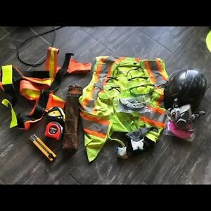 Construction gear in west kelowna