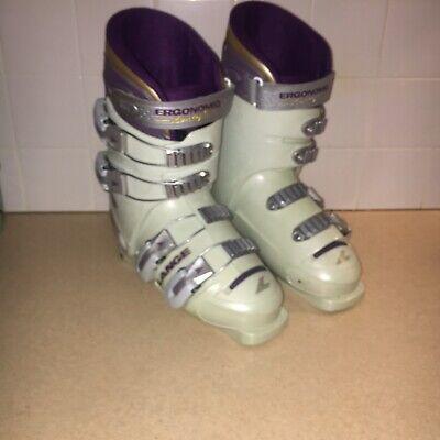 Vintage Lange Custom Fit Ski Boot Insole Insoles Size 8 1//2 D