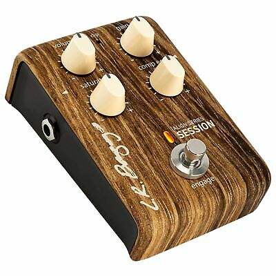 LR Baggs Align Session Acoustic Saturation Compressor EQ Guitar Effects Pedal
