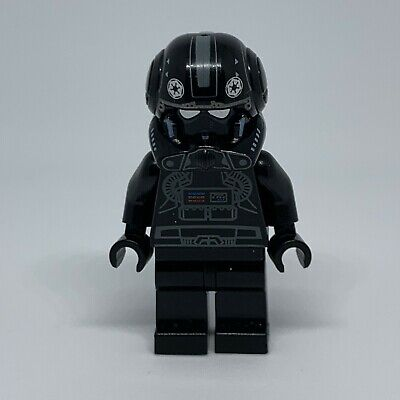 Genuine Lego Star Wars Imperial V-Wing Pilot SW0304 used Minifigure