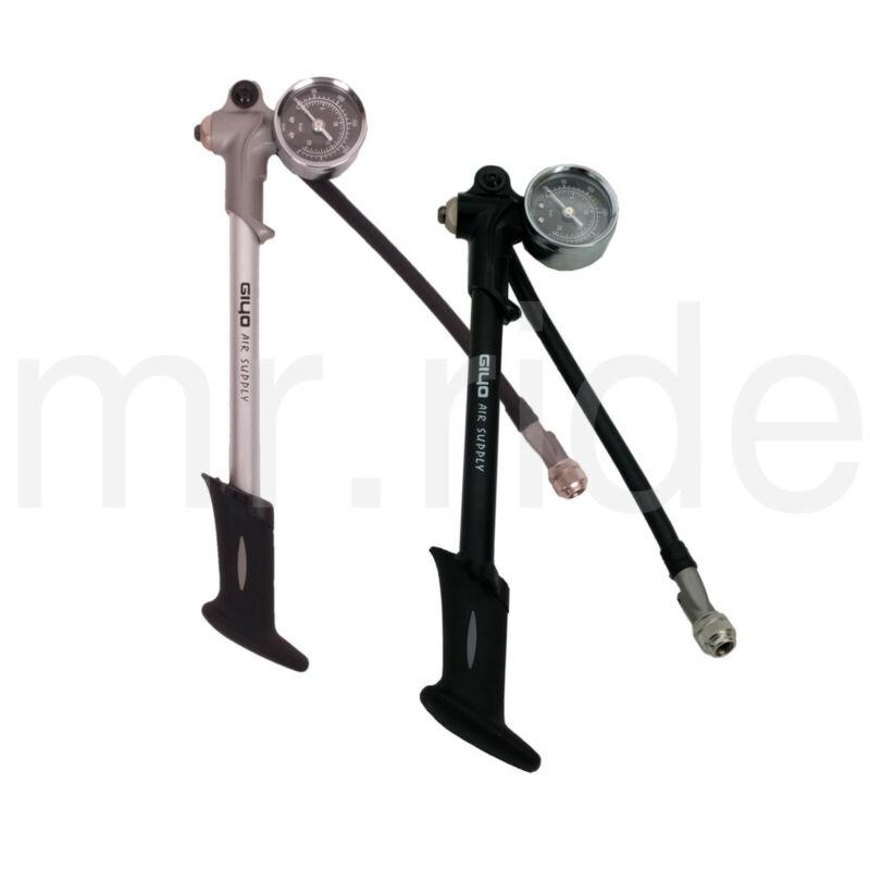 Air Pump 300psi,MTB Bike Giyo GS02D, Shock pump Suspension fork,rear shocks